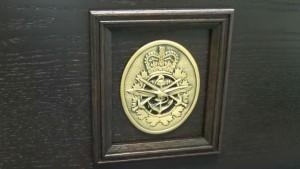 CAF Brass Crest
